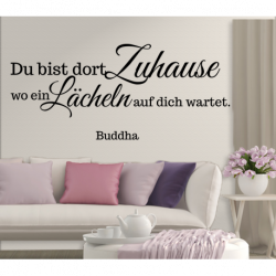 zitate spr che lady wandtattoo. Black Bedroom Furniture Sets. Home Design Ideas